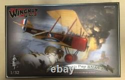 Wing Nut Wings 1/32 scale Sopwith Pup RNAS Excellent Condition 32016