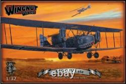 Wingnut Wings 1/32 AEG G. IV Late Plastic Model Kit 32042 WNW32042