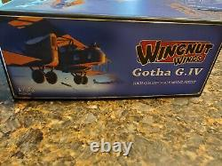 Wingnut Wings 1/32 GOTHA G. IV WWI bomber with BONUS BOOK