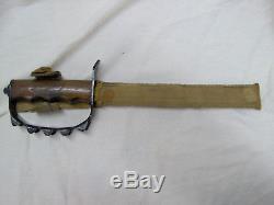 Ww1 Ac Co. 1917 Trench Knife