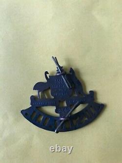 Ww1 Australian Munitions Worker Badge