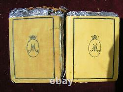 Ww1 British Army Princess Mary Brass Gift Tin & Contents Sgt Taylor Glasgow