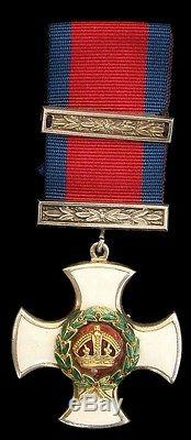 Ww1 British Distinguished Service Order Medal Original