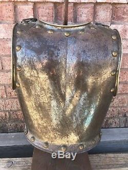 Ww1 Curassier Armor Franco Prussian Original Kurassier Dragoon Cavalry German