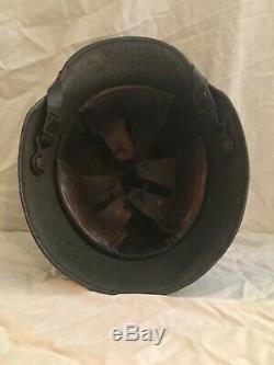 Ww1 German Prussian Guard Camo Helmet 8th Company 1st Prussian Foot Guards