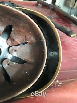 Ww1 German / Prussian Spike Pickelhaube Helmet Metal