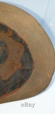 Ww1 Original Ersatz Artillery Rolled Edge Pickelhaube Spike Helmet