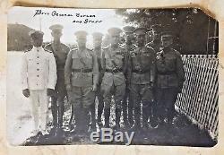 Ww1 Usmc Brigadier General Smedley Butler & Staff During Ww1 Photograph