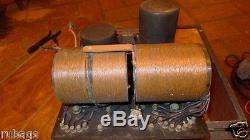 Ww1 Wireless Set -1917 Mark III Short Wave Radio Tuner- Ww1 Radio