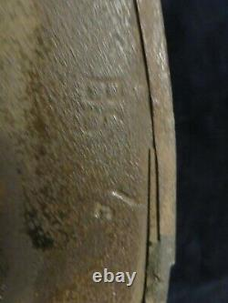 Ww1 british brodie helmet, original condition