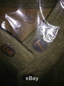 Ww1 us army winter uniform jacket tunic
