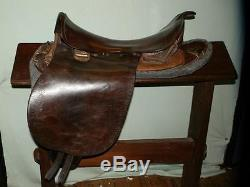 Ww 1 Militaria Universal Pattern (ups) Cavalry Horse Saddle