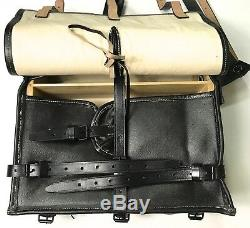 Wwi French M1915 Knapsack Field Back Pack-tarred