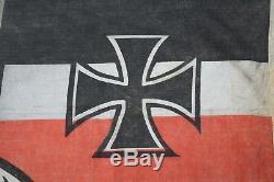 Wwi German Imperial Prussian Battle Flag