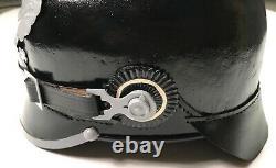 Wwi German M1915 Pickelhaube Helmet-prussian