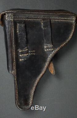 Wwi German P. 08 Luger Holster, 19169, Berlin Maker