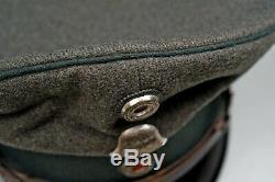 Wwi German/reichswehr Stahlhelm Visor Hat