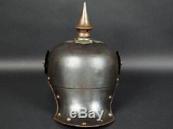 Wwi Prussian Cuirassier Helmet, Cavalry Pickelhaube, M1897
