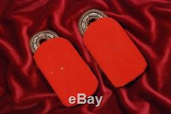 Wwi Prussian Field Marshal's Shoulder Boards Matched Pair