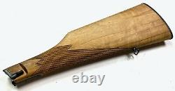 Wwi Wwii German 1902 P08 Luger Carbine Pistol Wooden Stock