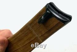 Wwi Wwii German P08 Artillery Luger Pistol Wooden Holster